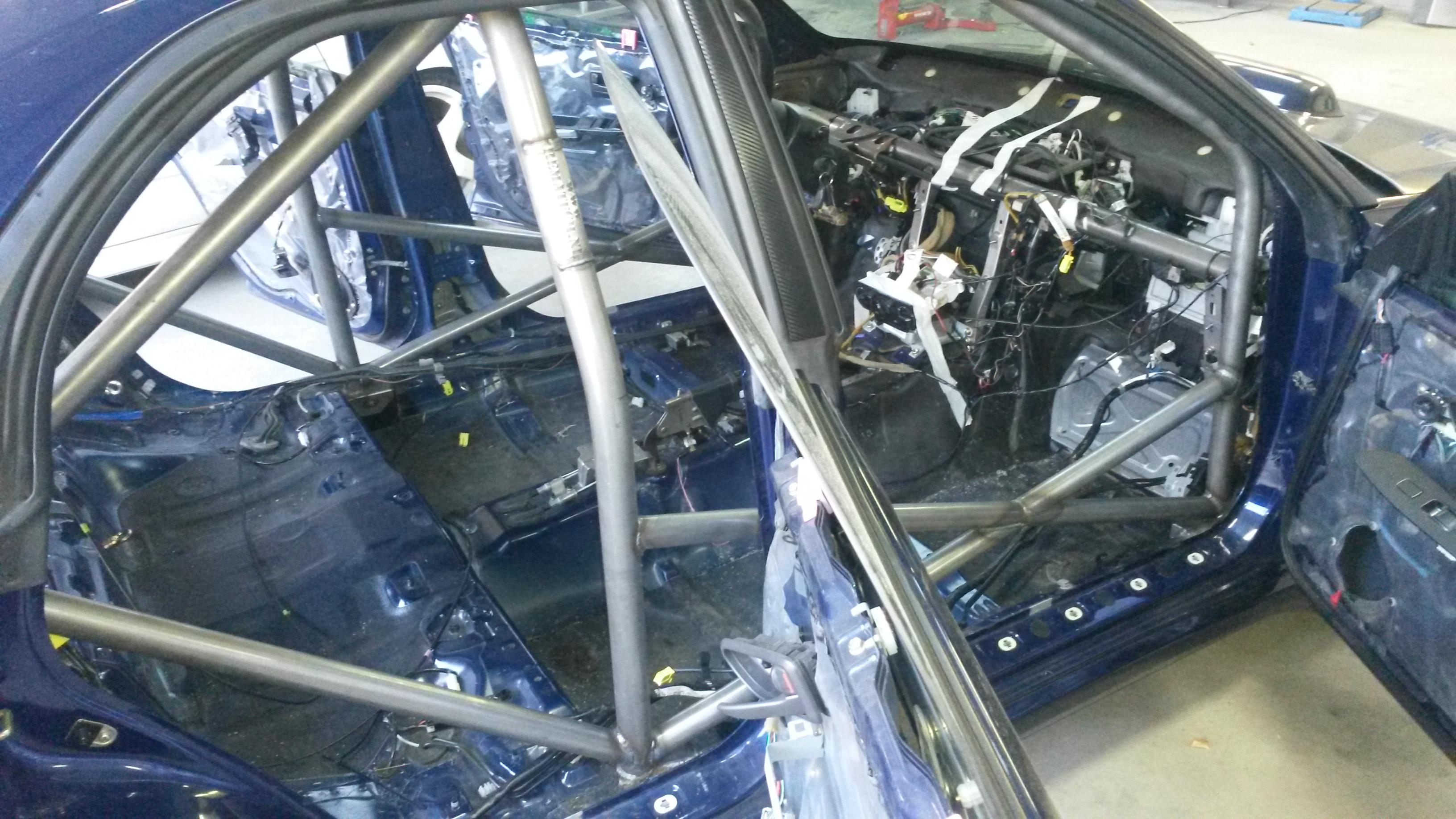 Rolbeugel Voor Subaru Impreza WRX