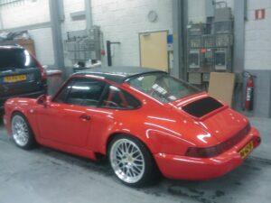 Porsche hans 4
