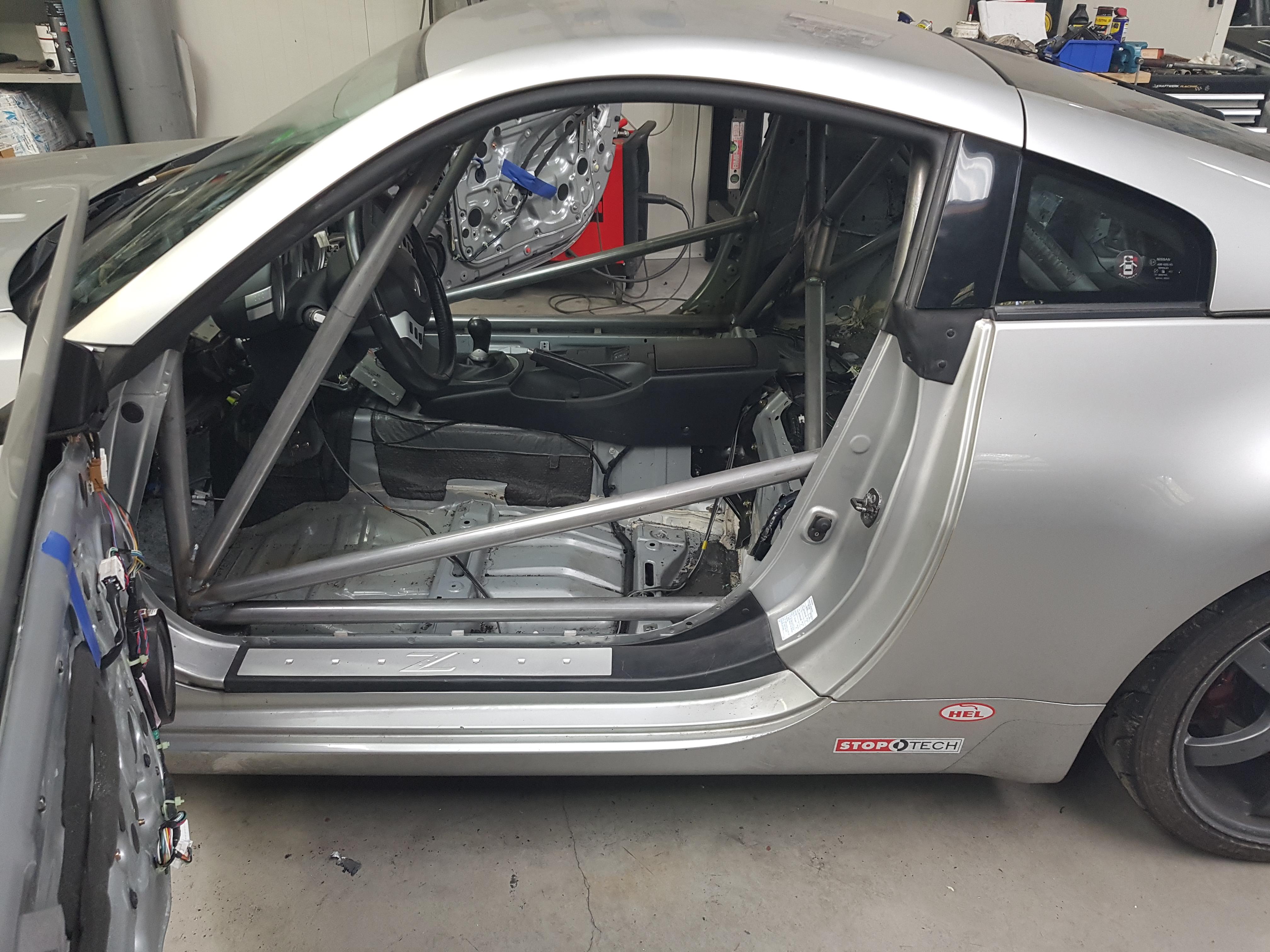 Rolkooi Nissan 350Z