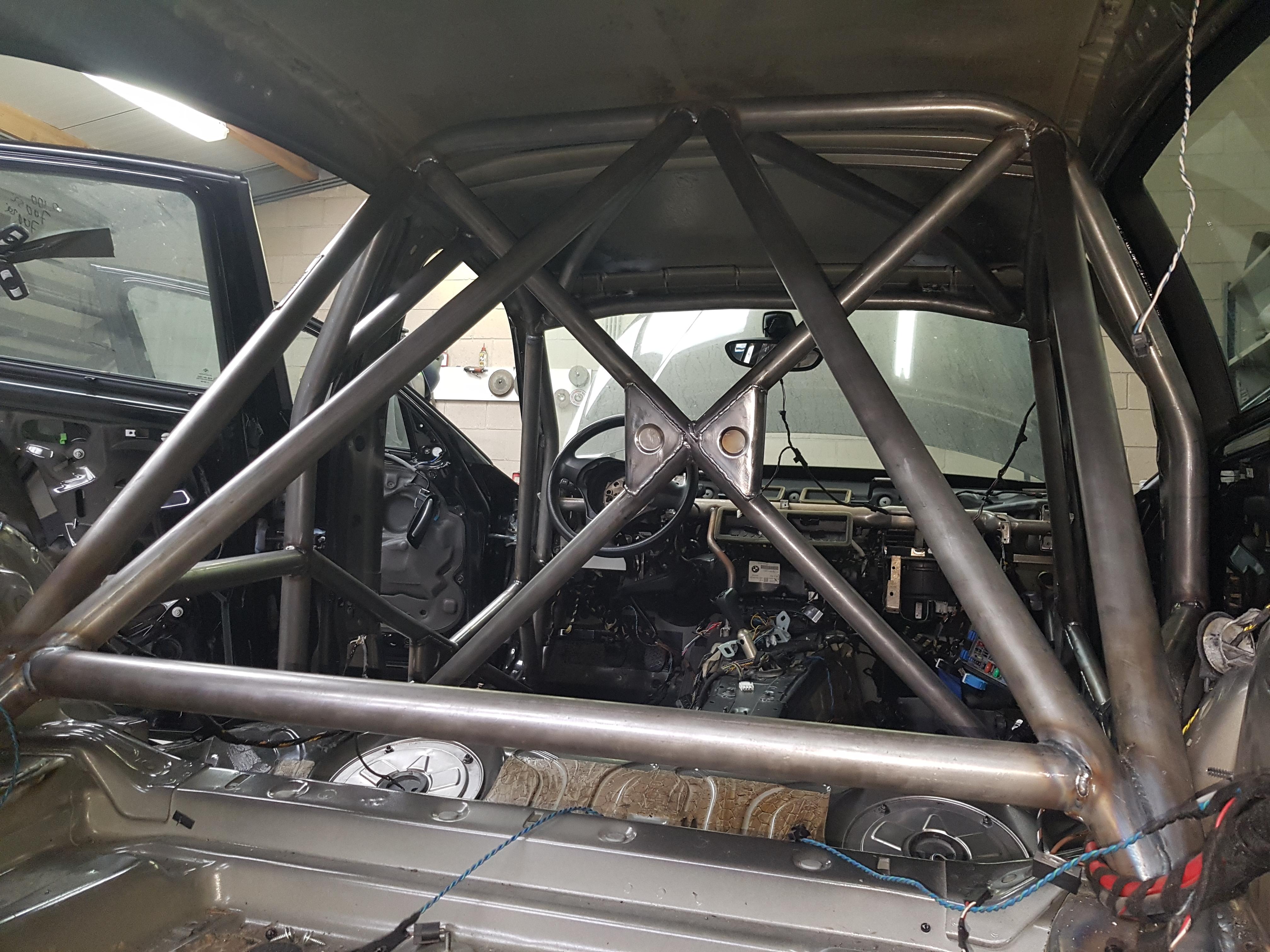 BMW 1 Serie, E87 Voorzien Van Rolkooi