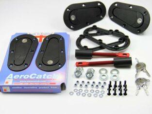 Aerocatch Motorkapsluitingen Met Sleutels