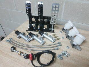 RMT Pedalbox Compleet Staand Model