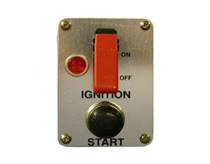 Start Bedieningspaneel GE343