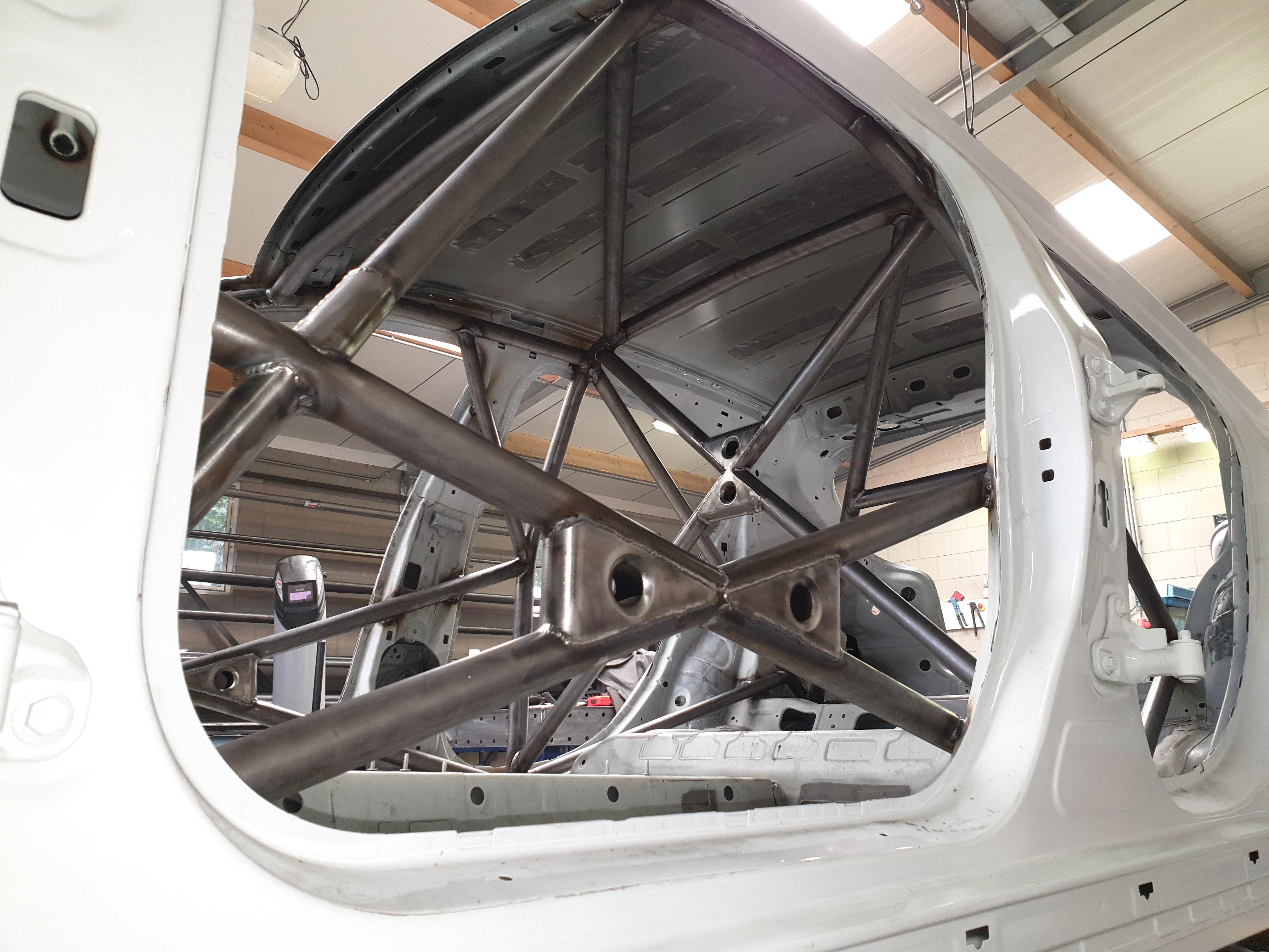 Mercedes Benz  A45 AMG TCR Rolkooi Gecertificeerd
