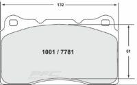 PFC No 1001 / 7781