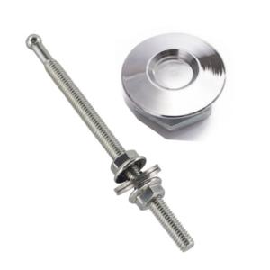 Druk Snelsluiter Aluminium 32mm