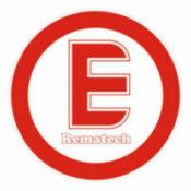 Brandblusser E Sticker