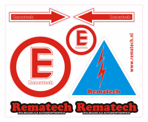Autosport Stickers