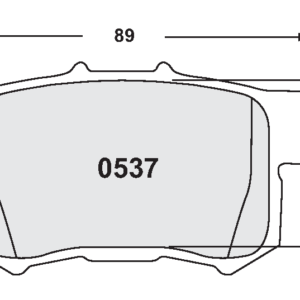Honda Civic Integra CR-Z S2000 Type-R EP3 Achterzijde
