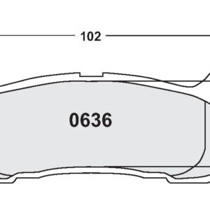 Mazda MX5 1994-05 NA / NB Achterzijde