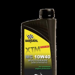 XTM 4-takt 10W40 Olie