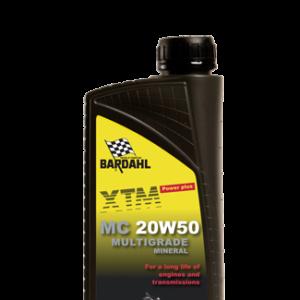 XTM 4-takt 20W50 Multigrade