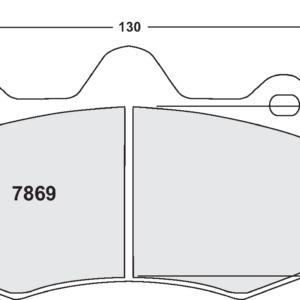 Lotus 311 (17mm) & Exige V6 Voorzijde