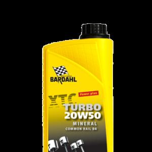 Motorolie XTC Turbo 20W50
