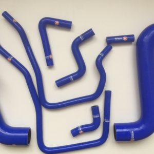Subaru Impreza GDB WRX & STI Silicone Koelslangen Set (2000-2007)
