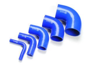 Silicone Slang Bocht 90 Graden (152mm Lang)