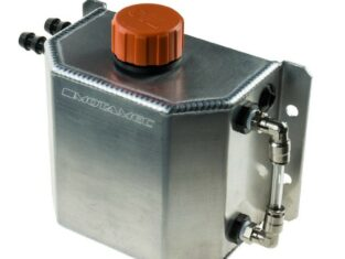 Aluminium Catchtank 1 Liter