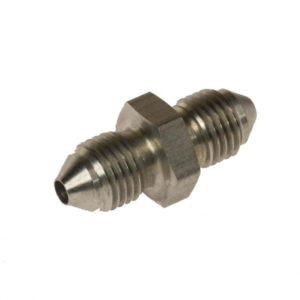 RVS Adapter Male/male D-03 Naar D-03