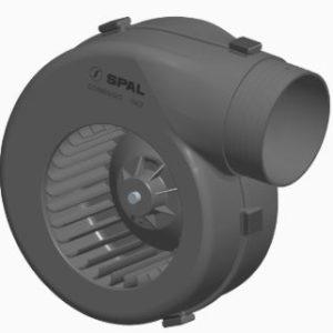 Spal 24v Radiaal Blower Enkel (1 Stand)