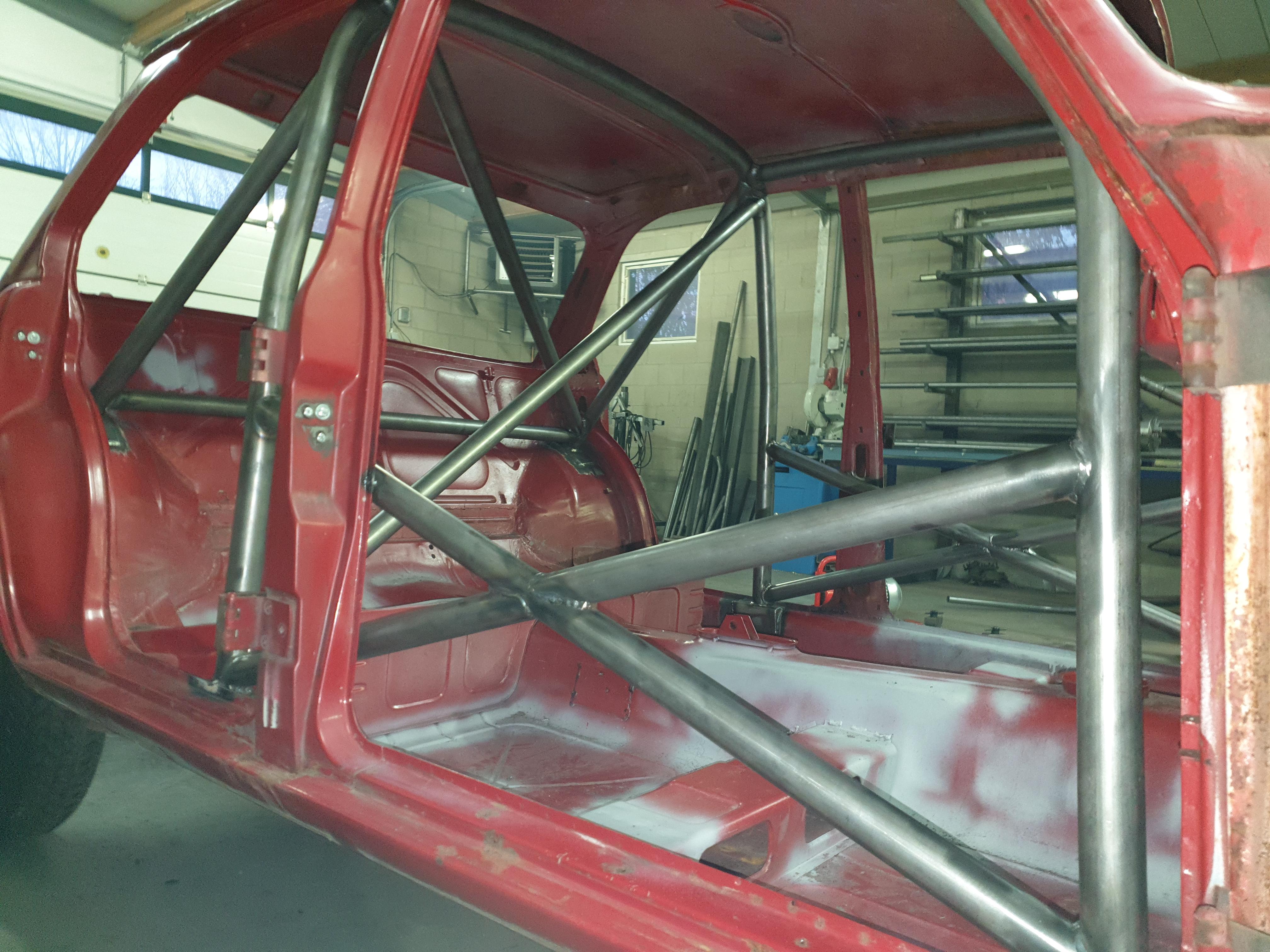 BMW Neue Klasse Uit 1965 Voorzien Van Rolkooi Met Certificaat