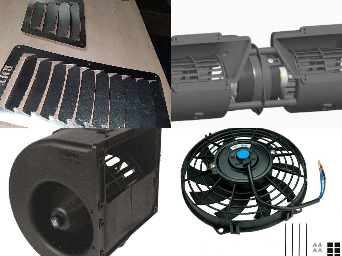 Koeling / Ventilators / Blowers