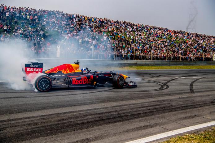 Kalender Nieuwe Circuit Zandvoort 2020: