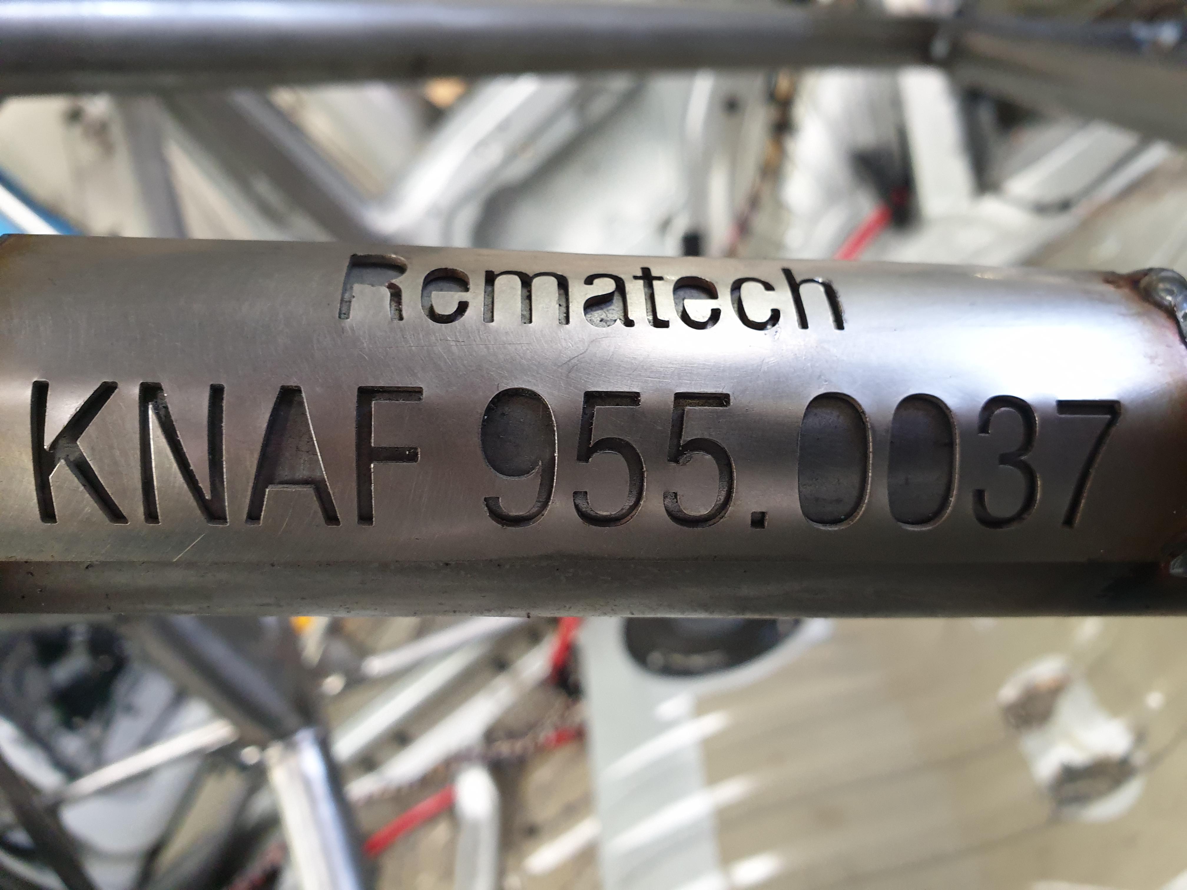 BMW M3 E46 Coupé Van Een Rolbeugel Voorzien Met KNAF Certificaat.
