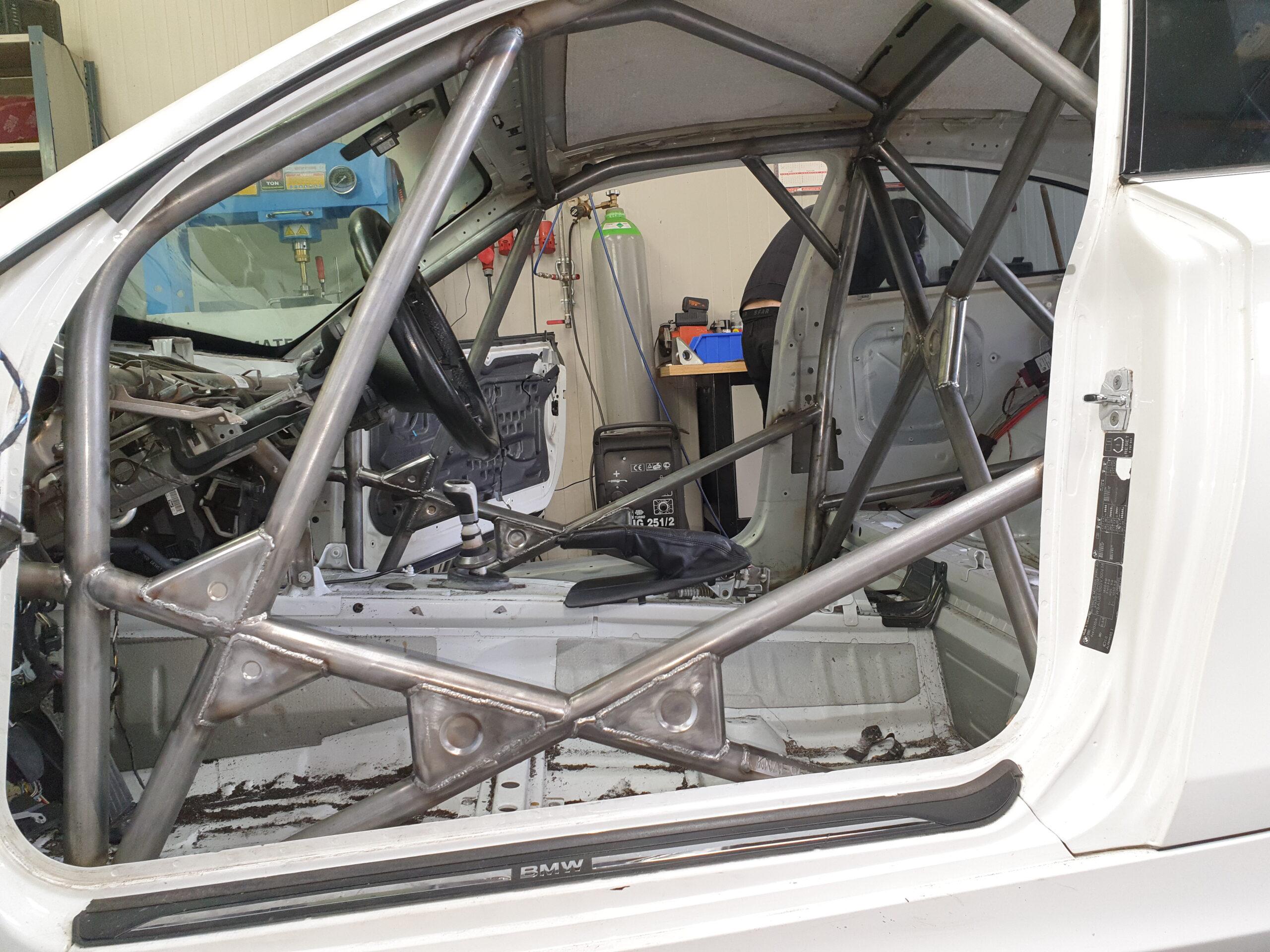 BMW 1 Serie E81 Van Rolkooi Met Certificering Afgeleverd.