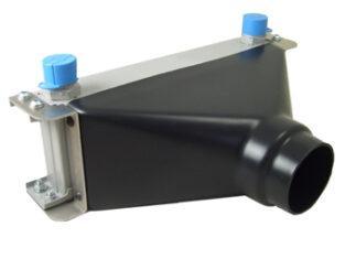 Olie Koeler Duct 13 Rijen RMT Parts