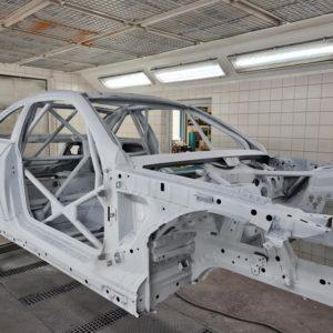 BMW M3 E92 Body 2021 Airjacks En Doorgelast.