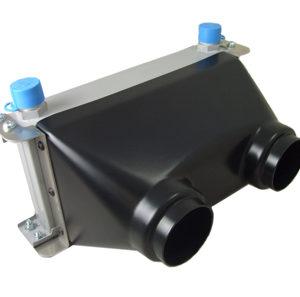 Olie Koeler Duct 19 Rijen RMT Parts