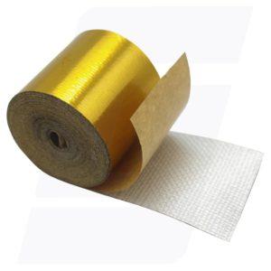 Isolatie Tape Goud 50mm Breed 5 Meter