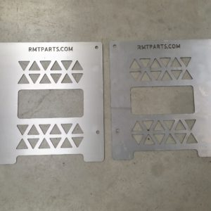 Stoelframe Montage Onderplaat BMW 3serie E46