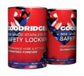 Goodridge Lockwire RVS Montagedraad.