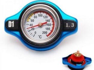 Radiateur Dop Met Meter 1.3bar