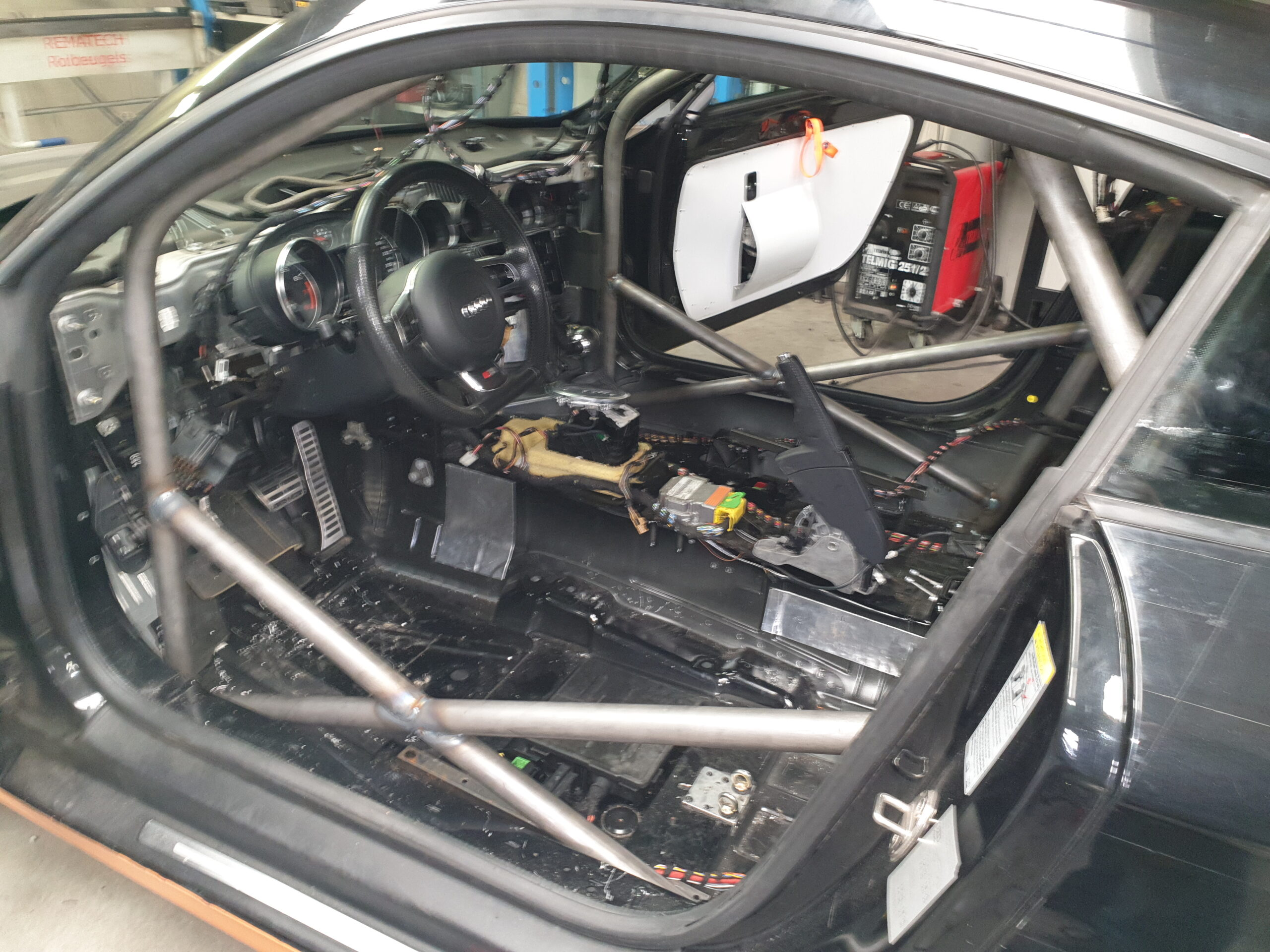 Audi TT Van Rolkooi Voorzien