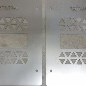 Stoelframe Montage Onderplaat BMW 1 E82/E87/E90/E92