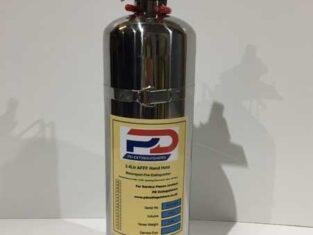 Handbrandblusser RVS AFFF Foam 2.4 Liter PD