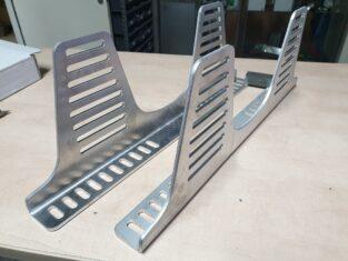 RMT Parts XL Zijmontage Stoel Steunen Aluminium