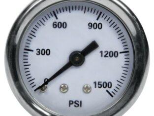 Remdruk Meter Incl Remleiding Adapter.