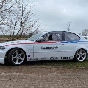 BMW E46 Compact Met 2.8i Single Vanos Motor – Race Klaar